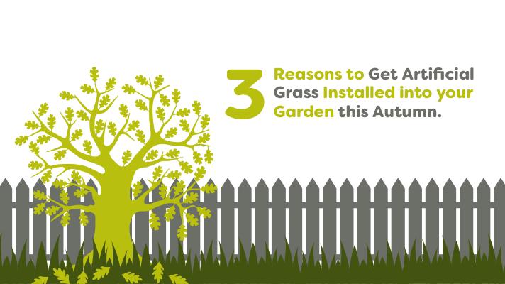 Get Artificial Grass this Autumn.